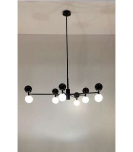 Sieninis šviestuvas DALT White A1280/BCO