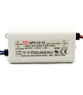 Trafo APV-12-12 12W 12V 1.00A IP33 APV-12-12.