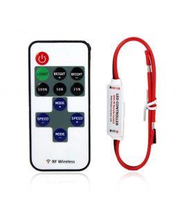 LED intensiivsuse reguleerimine RF-DIM-MINI