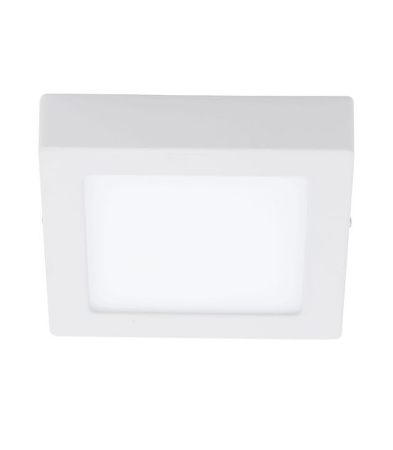 Pinnapealne LED paneel FUEVA 1 10,9W 17x17 3000K 94073