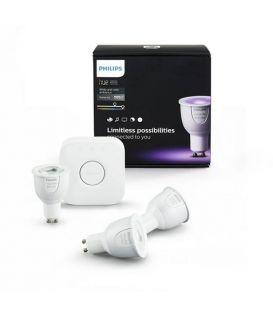HUE LED STARTER (kontroller + 3 GU10 lampi) 871870000000